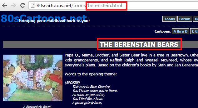 Berenste-ain bears shot
